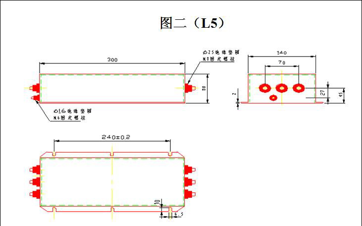 变频器用滤波器 产品特点